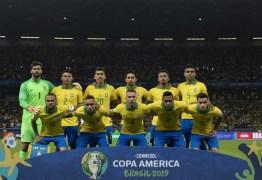 CBF receberá R$ 43,9 milhões se seleção faturar a Copa América