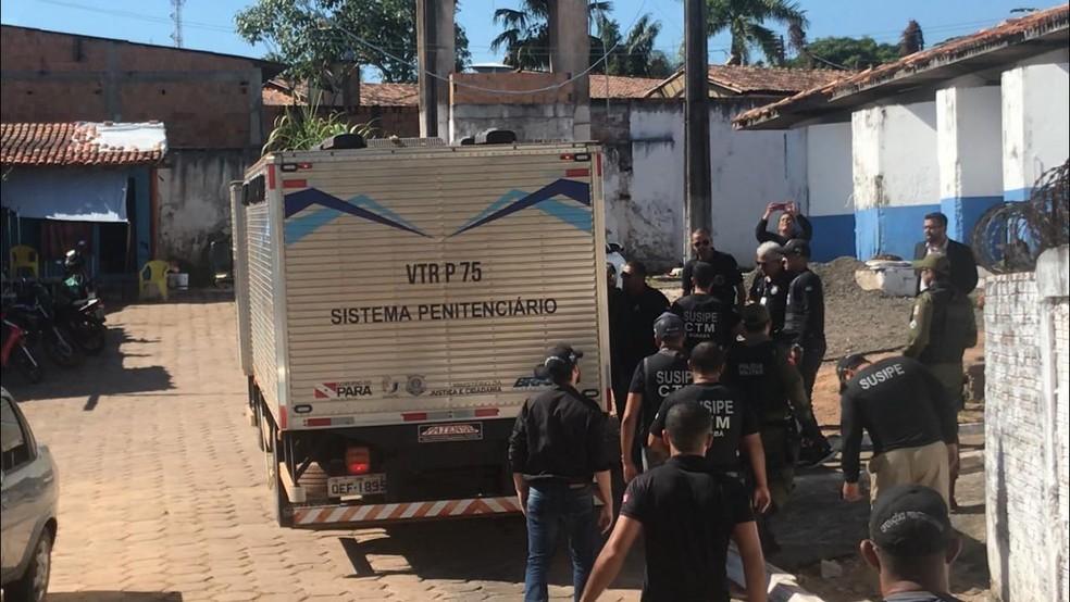 photo 2019 07 31 10 26 45 - MASSACRE NO PARÁ: Quatro presos de Altamira são mortos dentro de caminhão de transferência