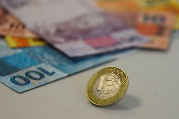 real nota moedas 8 - União pagou R$ 4,25 bilhões de dívidas de estados no primeiro semestre
