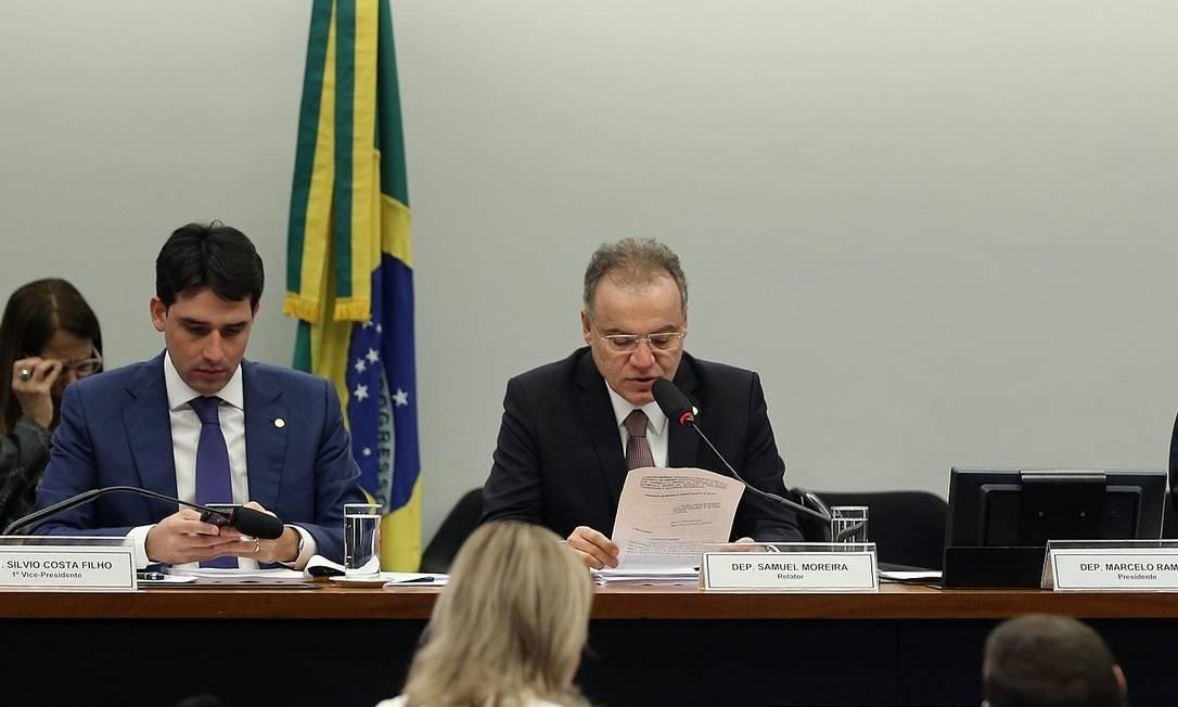 reforma - Estados e municípios ficam fora de parecer sobre reforma da Previdência