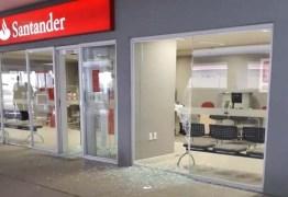 Grupo suspeito de explodir bancos e roubar carro-forte é preso em CG