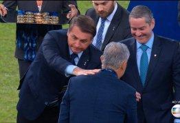 NÃO! Tite ignora Bolsonaro e manda recado para Lula – VEJA VÍDEO