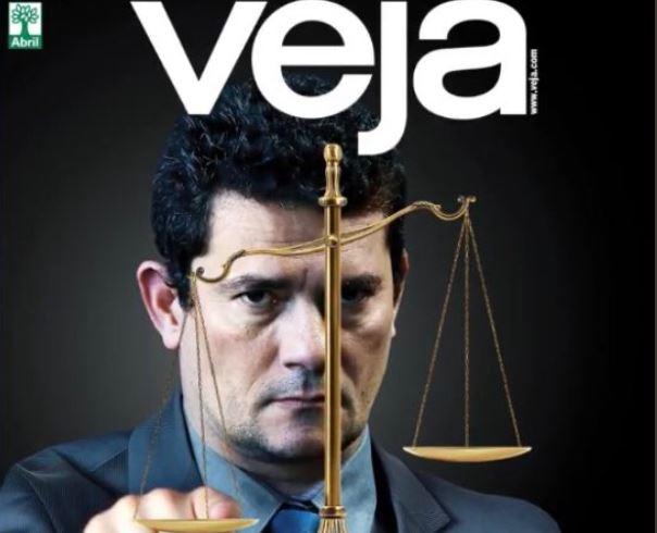 vejamoro - PARCERIA COM THE INTERCEPT: Jornalista da Veja anuncia reportagem com conversas inéditas de Moro e Dallagnol