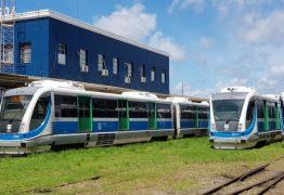 Tarifa de trens em João Pessoa será reajustada a partir de domingo