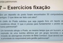 BETA CENTAURI: Curso do Itamaraty pergunta como proceder em caso de invasão de alienígenas