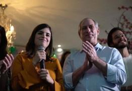Ciro Gomes diz que Tabata deveria deixar PDT: 'erro que não pode passar impune'