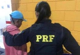 Menino de 12 anos é encontrado pela PRF ao tentar ir de casa até São Paulo de bicicleta: 'Queria visitar minha vó'