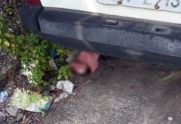EMOÇÃO: recém-nascido é encontrado debaixo de roda de carro; PM chora após socorro – VEJA VÍDEO