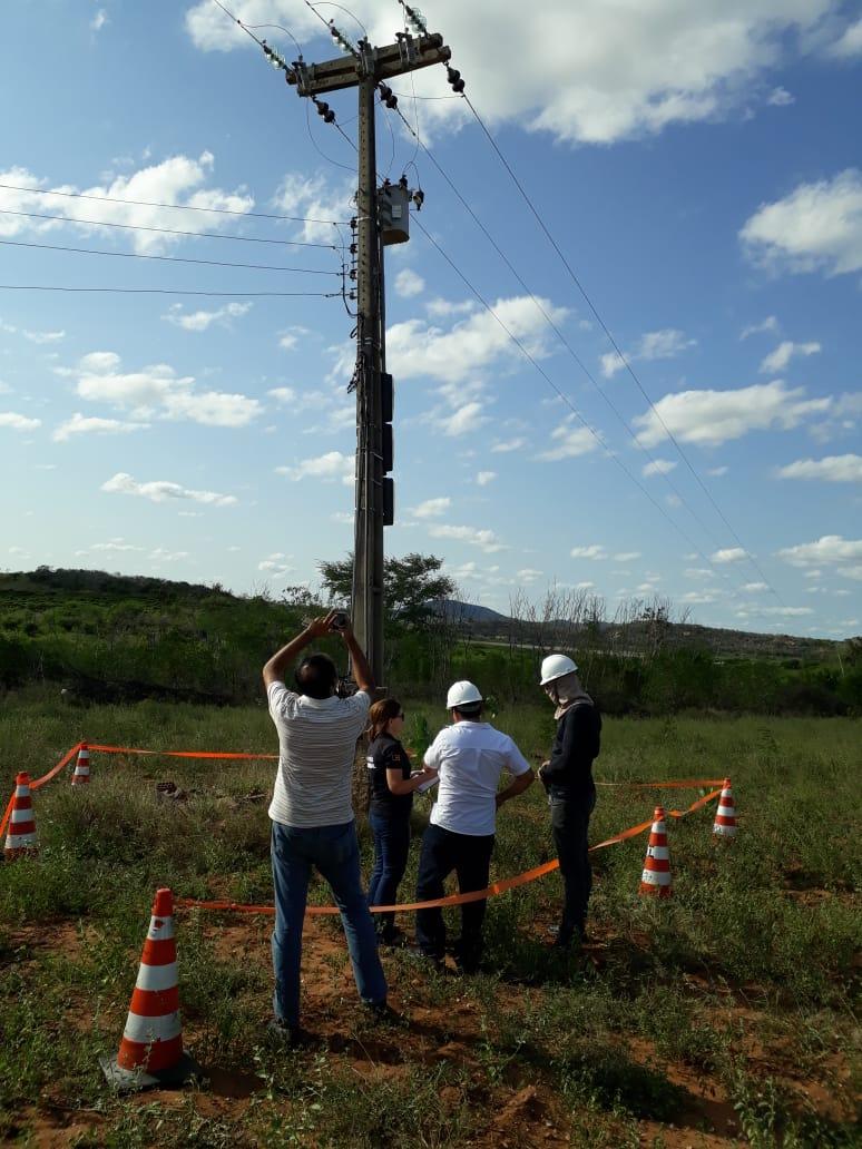 1e2bd3df 8623 469a 868f 4bbe6f8c2932 - Energisa e Polícia Civil realização operação de combate ao furto de energia na zona rural de Boqueirão