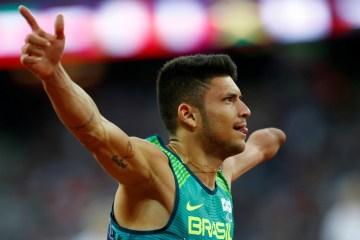 2017 07 15t195733z 2018075688 rc16d230b160 rtrmadp 3 athletics parathletics - ATLETISMO: Petrúcio Ferreira muda rotina de treinos e busca vitória no Parapan-Americano
