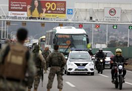 Sequestrador estava em surto psicótico e ameaçou incendiar o ônibus
