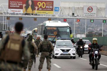 2019 08 20t143205z 1033315820 rc1c9a1b3b50 rtrmadp 3 brazil bus 1 - Sequestrador estava em surto psicótico e ameaçou incendiar o ônibus