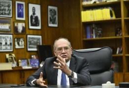 GILMAR MENDES ATACA MEMBROS DA LAVA-JATO: 'Organização criminosa para investigar pessoas'