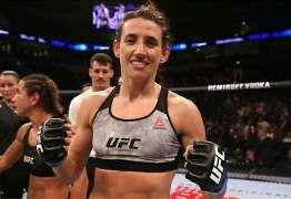 Novata brasileira entra no ranking do UFC e crê em disputa de cinturão em 2020