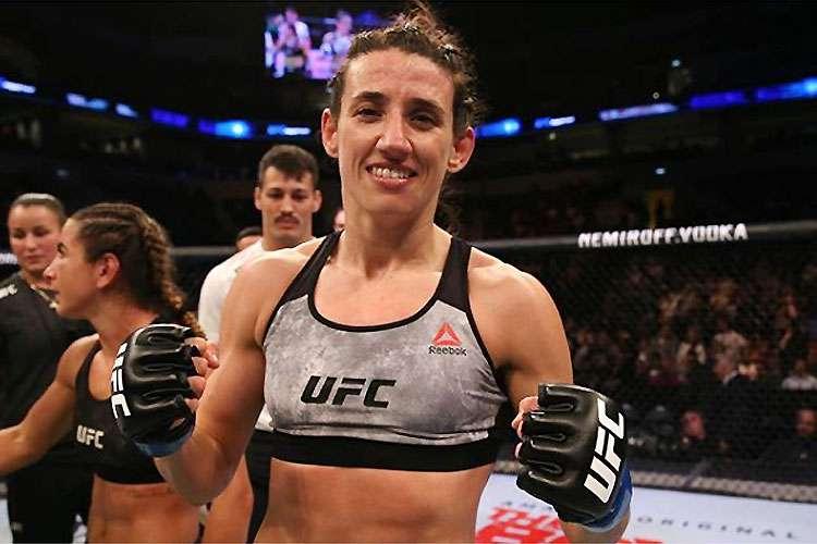 20190813235345279834o - Novata brasileira entra no ranking do UFC e crê em disputa de cinturão em 2020