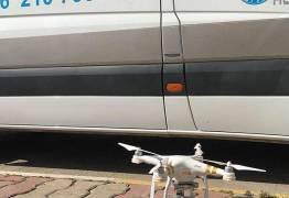 Drone ganha de ambulância na corrida para prestar primeiros socorros