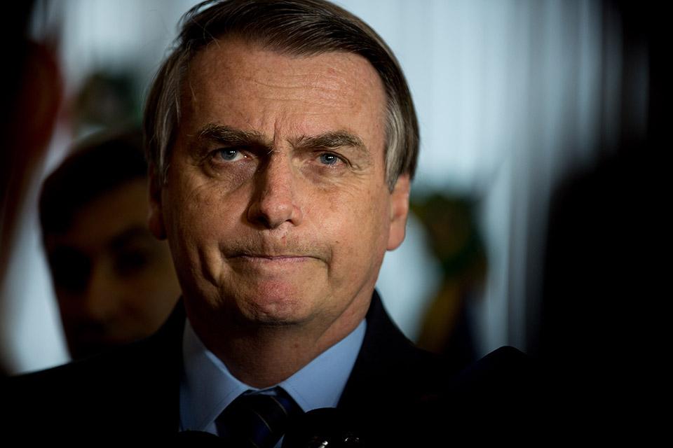 22072019 RF Jair Bolsonaro no comando da aeronautica   016 - 'Se metendo em tudo', diz Bolsonaro em crítica à atuação da Justiça no Brasil