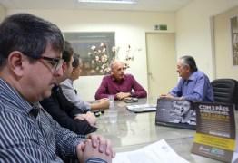 Governo estuda ampliação de apoio financeiro ao Hospital Napoleão Laureano