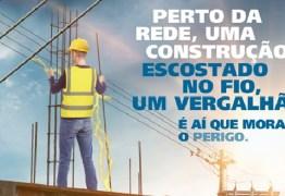 CAMPANHA DE SEGURANÇA COM ENERGIA ELÉTRICA: Energisa e Abradee intensificam combate a acidentes