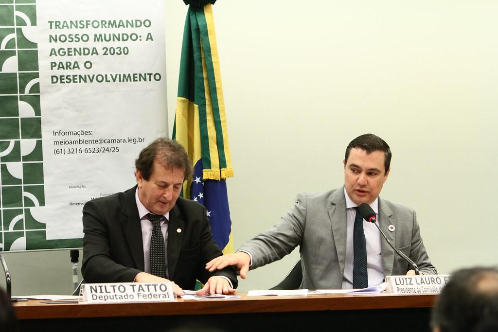 Comissão de Meio Ambiente vem a Paraíba para verificar denúncias de contaminação de água