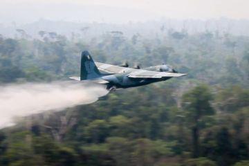 55411ecb1ef368795ec256c9e432fb50 - Israel envia avião para ajudar no combate aos incêndios na Amazônia
