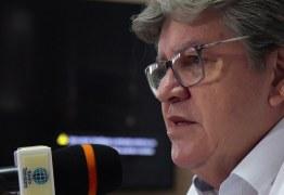 João Azevêdo confirma presença em reunião do Consórcio Nordeste e no Fórum Abdib