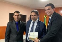 Deputado Genival Matias recebe título de cidadão Tenorense em solenidade na Câmara Municipal