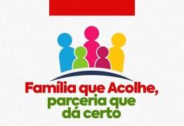 Famup e MPPB apresentam o 'Família que Acolhe' a prefeitos e secretários nesta segunda