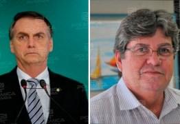 CORTES: Bolsonaro cancelou recursos para barragem e dragagem do Porto de Cabedelo, revela João Azevêdo