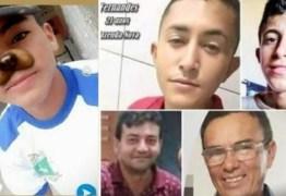 Familiares fazem homenagem para jovem que faleceu em acidente envolvendo empresário paraibano; VEJA VÍDEO