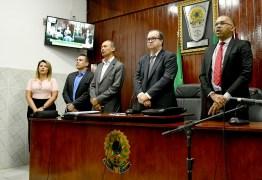 Prefeito participa de abertura do 2º semestre na Câmara de Santa Rita