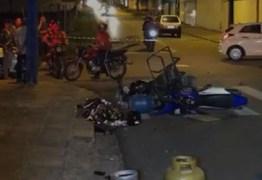 COLISÃO: Acidente envolvendo motos deixa uma pessoa morta na Zona Sul de João Pessoa