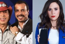 Dupla sertaneja critica Tatá Werneck: 'denigre a imagem dos artistas'
