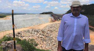 Deputado Jeová Campos afirmou que as águas da transosiçãodo Eixo Norte só chegam a Paraíba no segundo semestre de 2020  300x163 - 'O POVO QUER ÁGUA': Jeová Campos confirma presença de deputados da Frente Parlamentar Interestadual da Transposição no ato em Monteiro