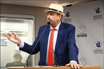 Deputado Jeová Campos disse que o ato em Monteiro é apartidário - Jeová Campos repudia ato de racismo de deputado federal e defende punição do parlamentar