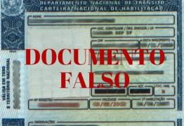 Homem é condenado por uso de documento falso em banco da Capital