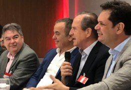 Lindolfo Pires e ex-Ministro Luiz Fernando Furlan participam de Seminário do Lide Paraíba