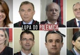 LUPA DO POLÊMICA: Conheça quem são e quanto recebem os responsáveis pela Justiça Eleitoral na Paraíba – VEJA TABELA