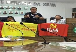DE OLHO EM 2020: PT, PSOL e PC do B lançam frente democrática popular em Bayeux
