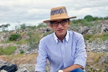 Padre Djacy Brasileiro participou das atiovidades da Caravana - LUTA PELA TRANSPOSIÇÃO: Padre Djacy diz que Ricardo Coutinho é o porta voz do povo sofrido