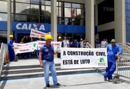 Construtores e corretores de imóveis protestam contra crise no MCMV