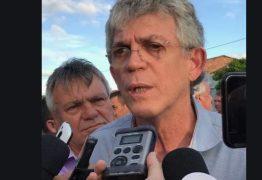 SOS Transposição promete medir popularidade de Ricardo Coutinho junto à classe política