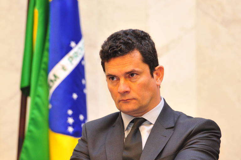 SÉRGIO MORO - SEM FRUSTRAÇÕES: Sérgio Moro define queda da prisão em segunda instância como 'avanço efêmero de criminosos'