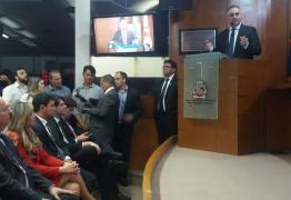 Durval Ferreira participa da Sessão de Abertura dos Trabalhos da Câmara do 2º semestre