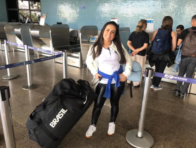 WhatsApp Image 2019 08 15 at 18.06.18 300x225 - Atleta paraibana Mayara Rocha disputa o Campeonato Brasileiro de Levantamento de Peso nesta sexta em Curitiba