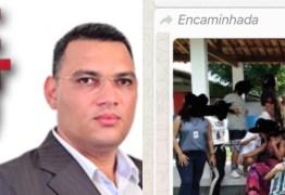 VALE CHECAR? Professor de escola estadual vai processar jornalista por publicar matéria sem verificar denúncia de Vereadora
