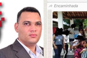 WhatsApp Image 2019 08 23 at 17.52.49 - VALE CHECAR? Professor de escola estadual vai processar jornalista por publicar matéria sem verificar denúncia de Vereadora