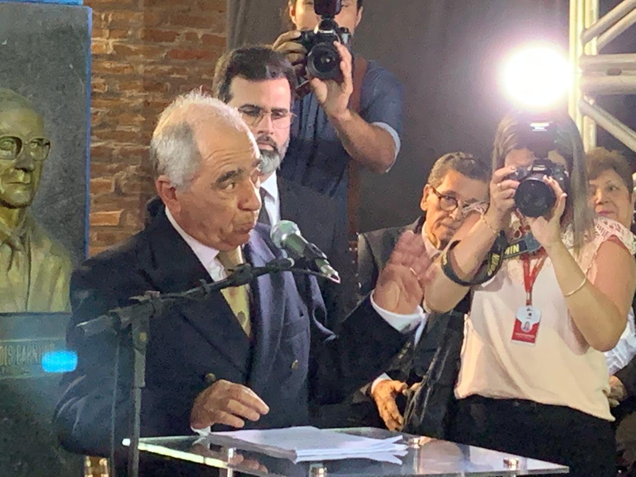 WhatsApp Image 2019 08 23 at 20.10.16 - Roberto Cavalcanti é empossado na Academia paraibana de letras- VEJA VÍDEO