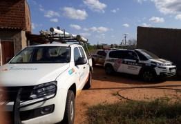 Energisa e Polícia Civil realização operação de combate ao furto de energia na zona rural de Boqueirão