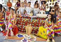 Em Santa Rita, 11 mil alunos participam de projeto sobre cultura afro-brasileira